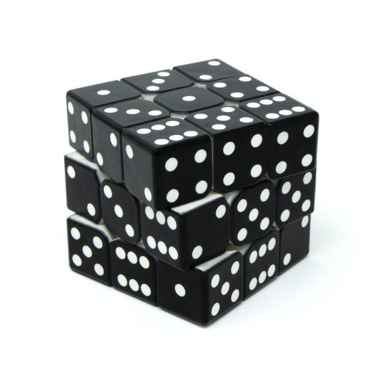 Cubo Mágico Profissional - Fellow Cube Versão Dado