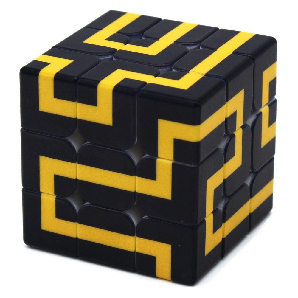 Cubo Mágico Profissional - Fellow Cube Versão Maze