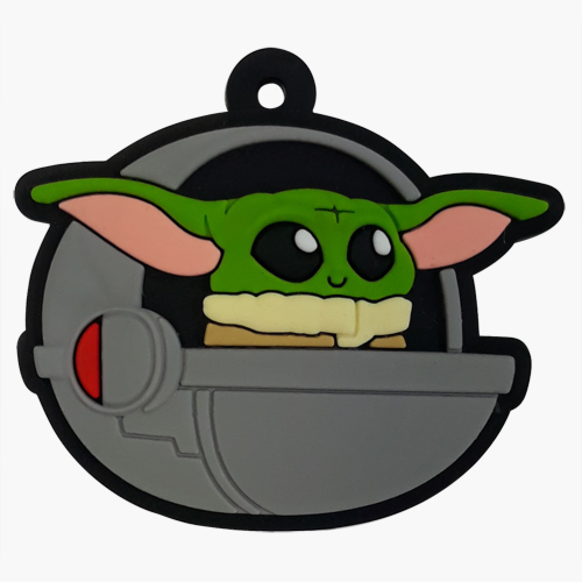 Chaveiro Geek - Baby Yoda (Grogu)