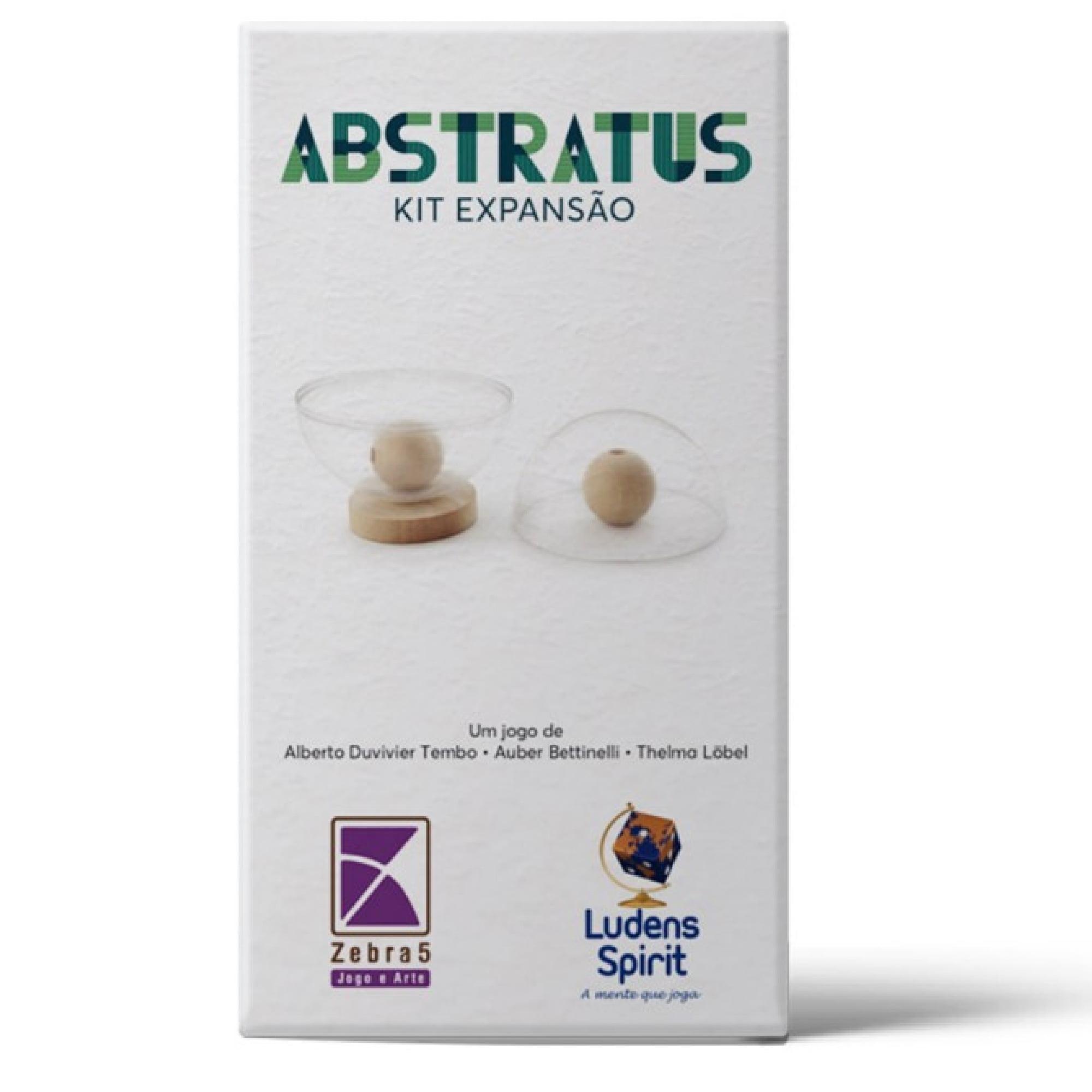 Abstratus: Kit Expansão - Cor Natural