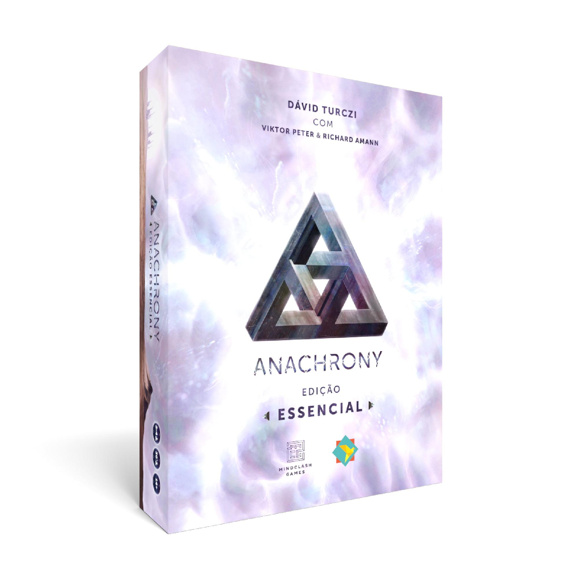 Anachrony- Pré Venda