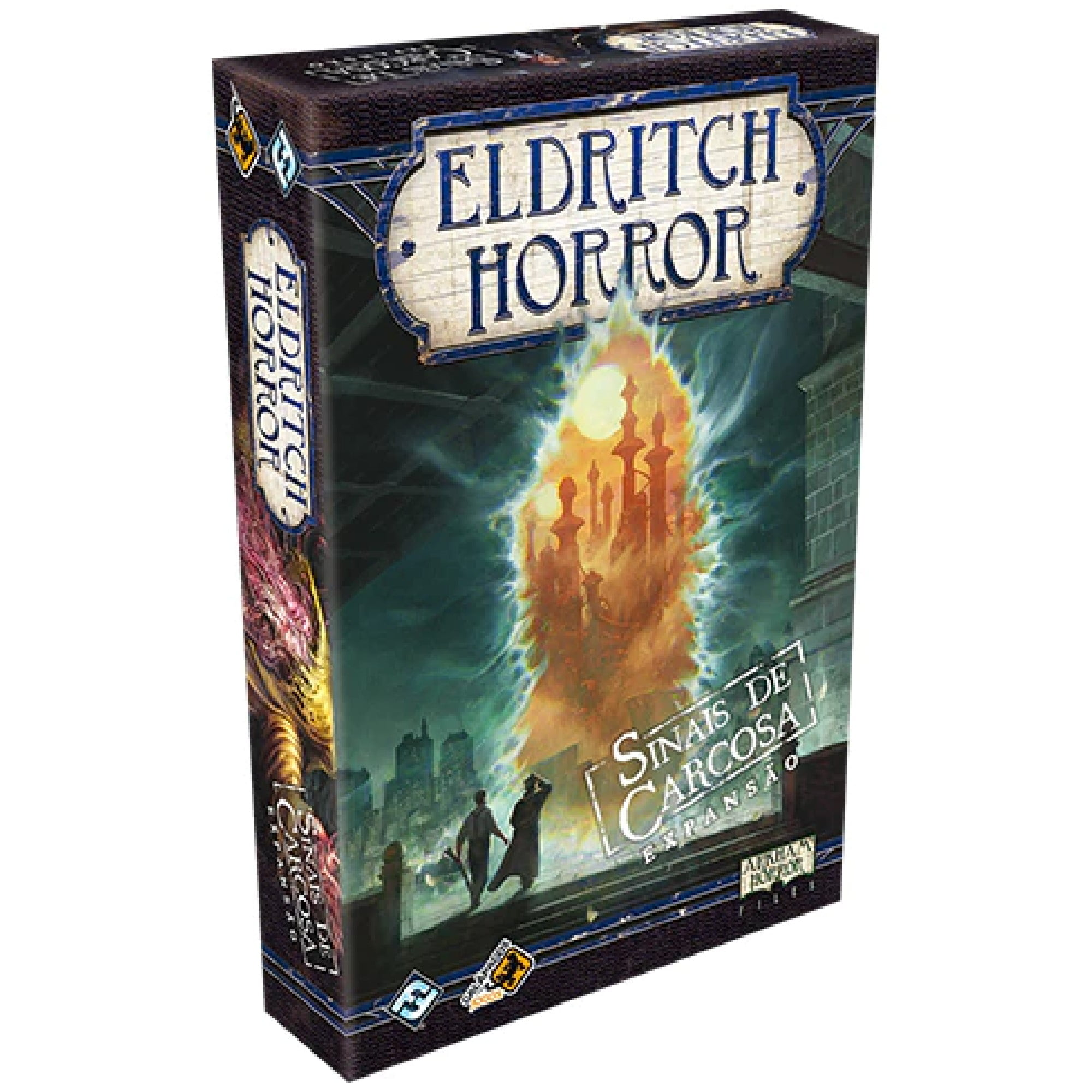 Eldritch Horror- Expansão Sinais de Carcosa