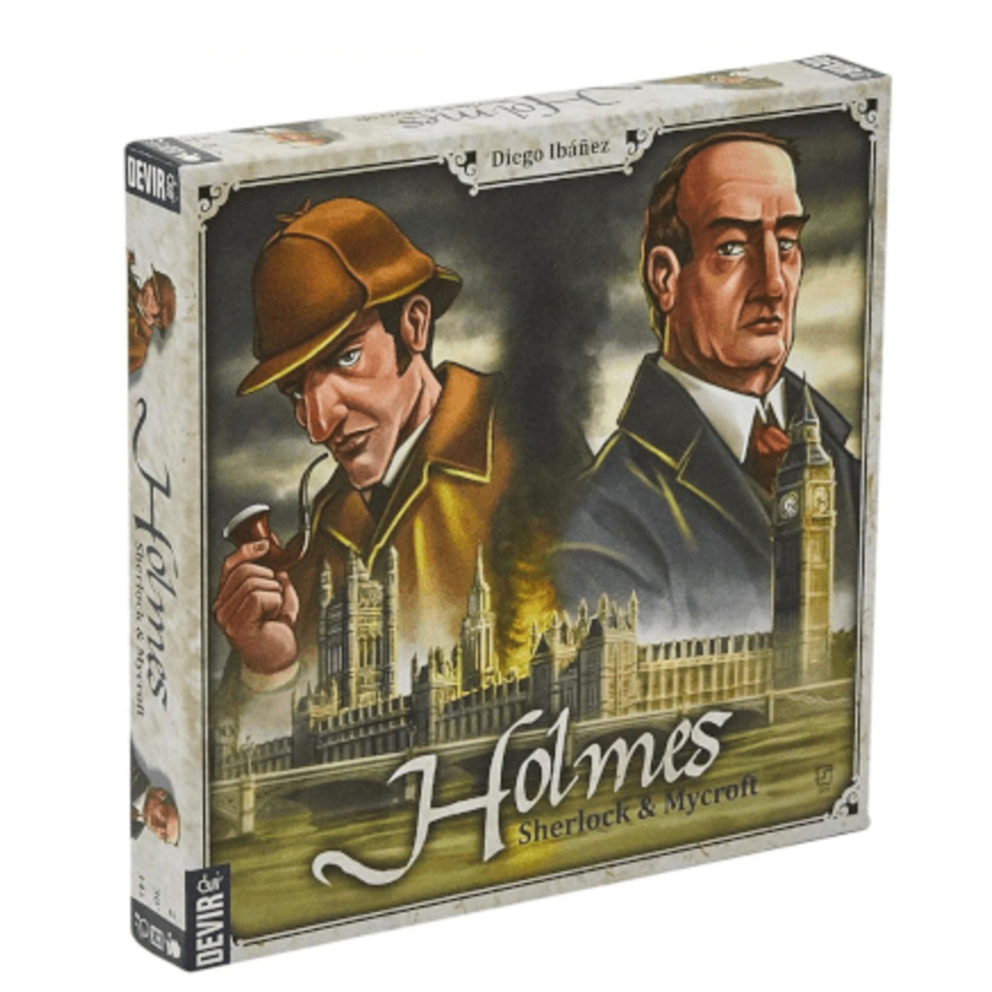 Holmes-Sherlock & Mycroft