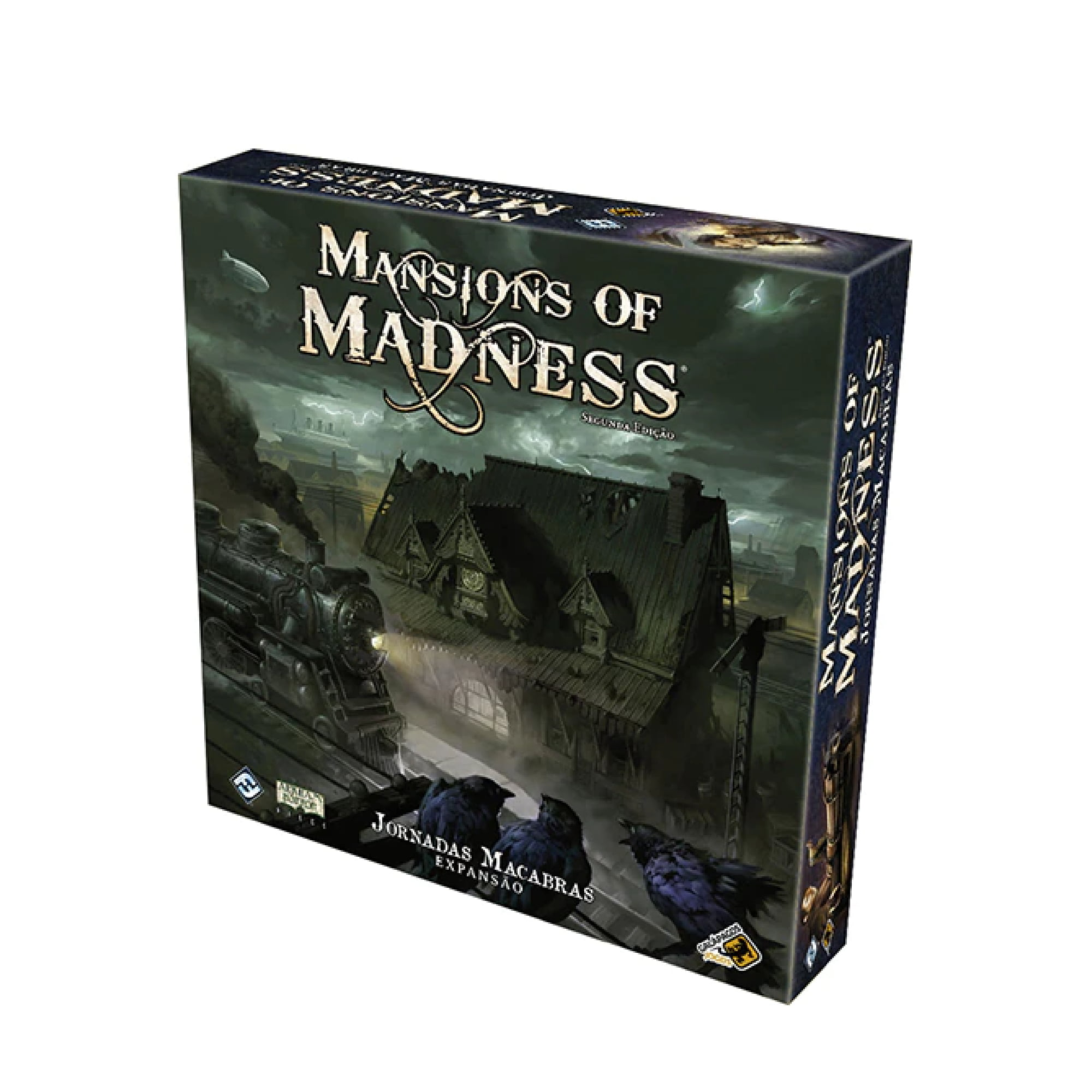 Mansions of Madness: Jornadas Macabras