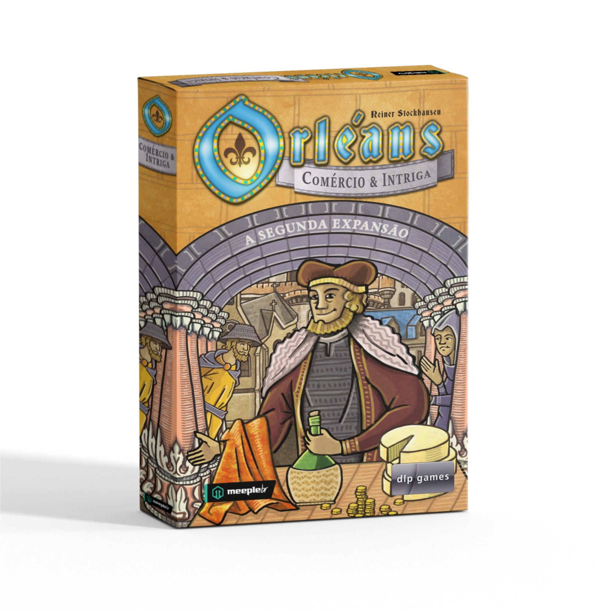Orléans – Comércio & Intriga (Expansão)