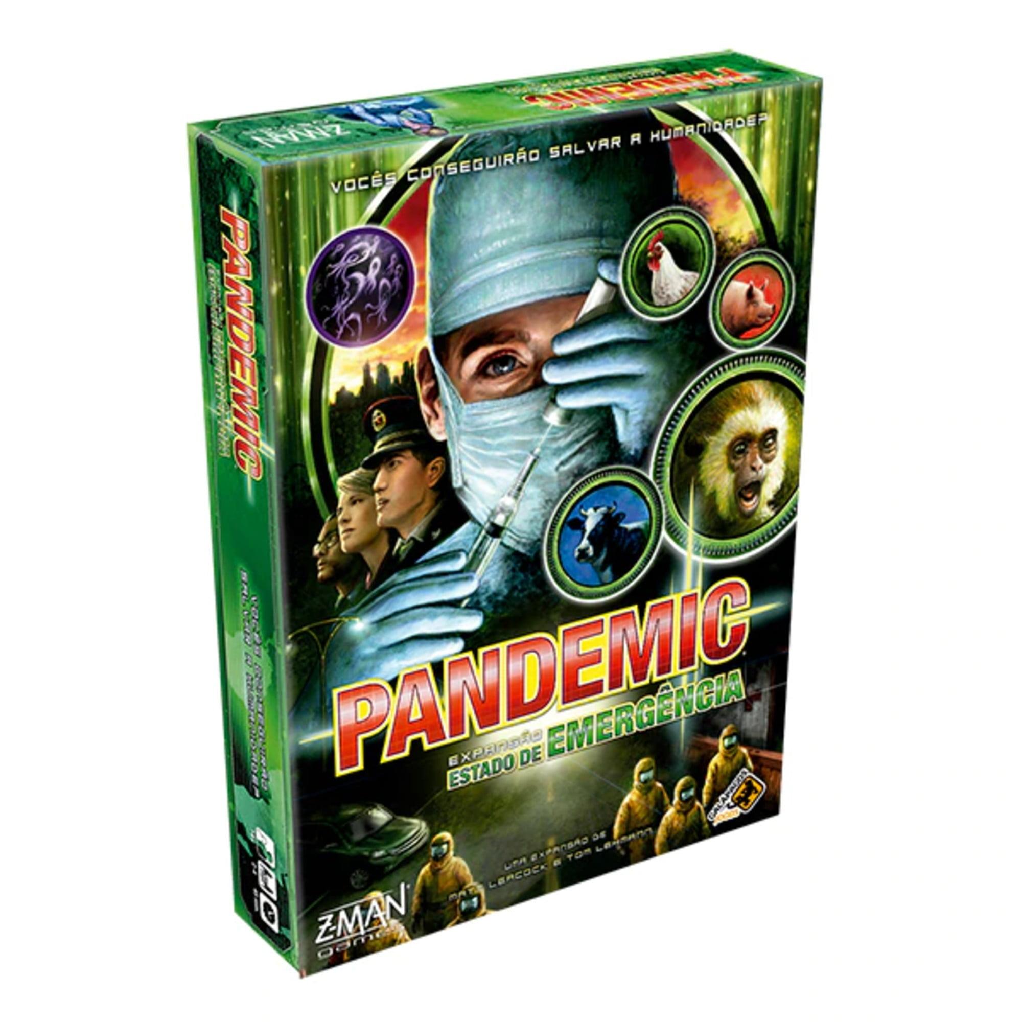 Pandemic Estado de Emergência (Expansão)