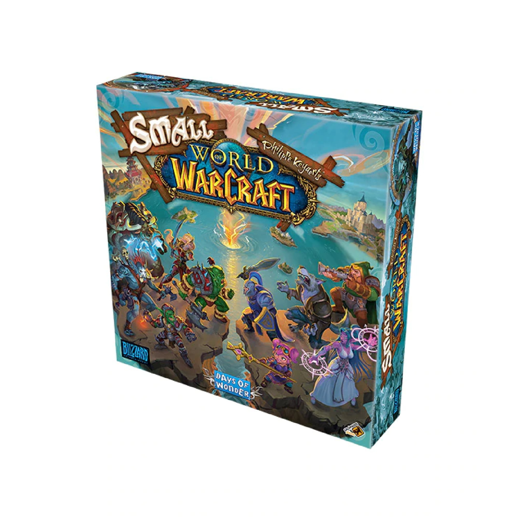 Small World of Warcraft + Promo Dice Pack