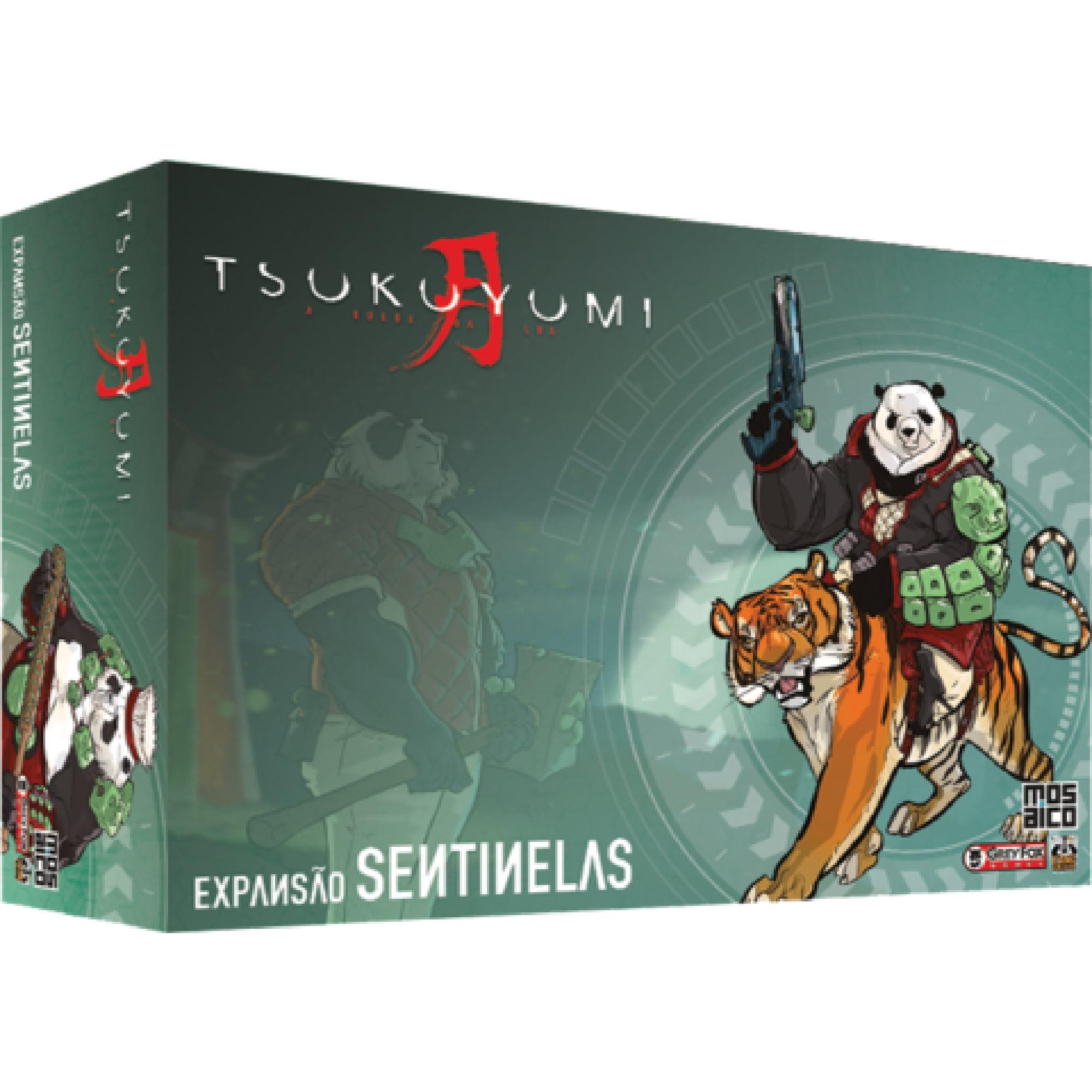 Tsukuyumi: Sentinelas - Expansão