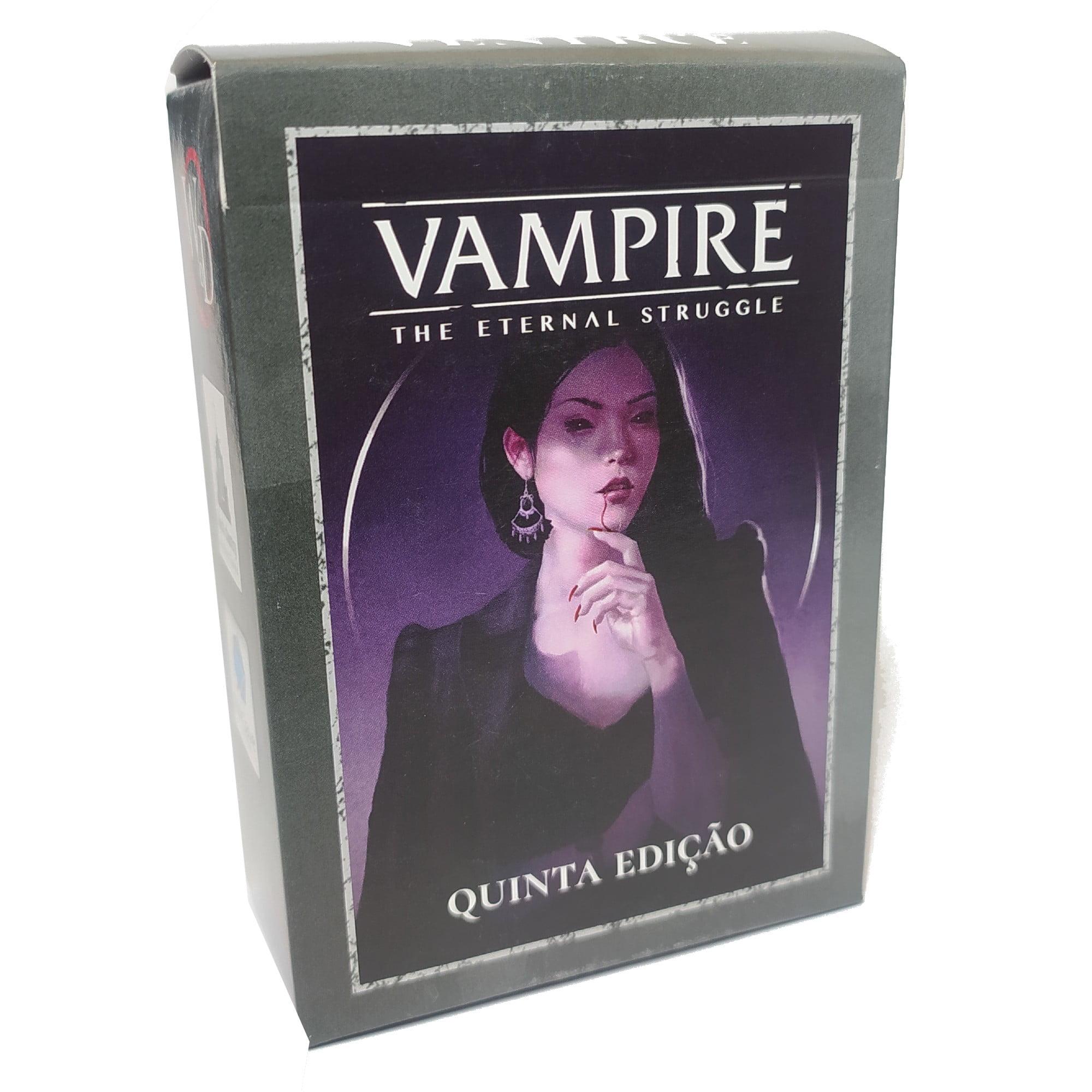 VAMPIRE: THE ETERNAL STRUGGLE - 5ª Edição: Ventrue