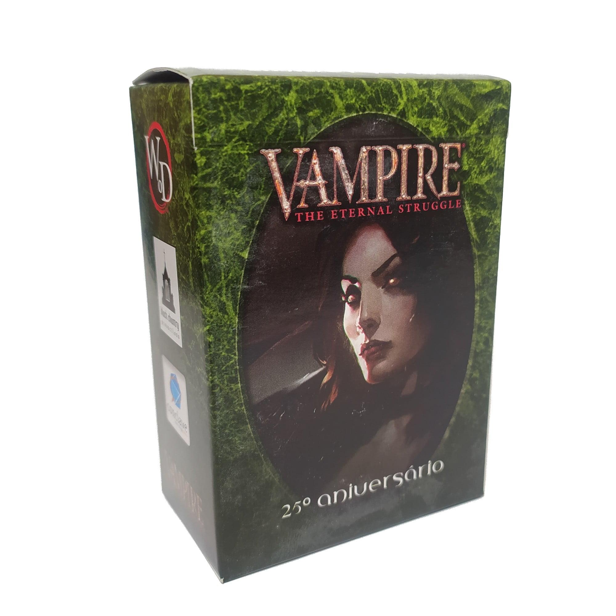 VAMPIRE: THE ETERNAL STRUGGLE - Deck de 25 Anos