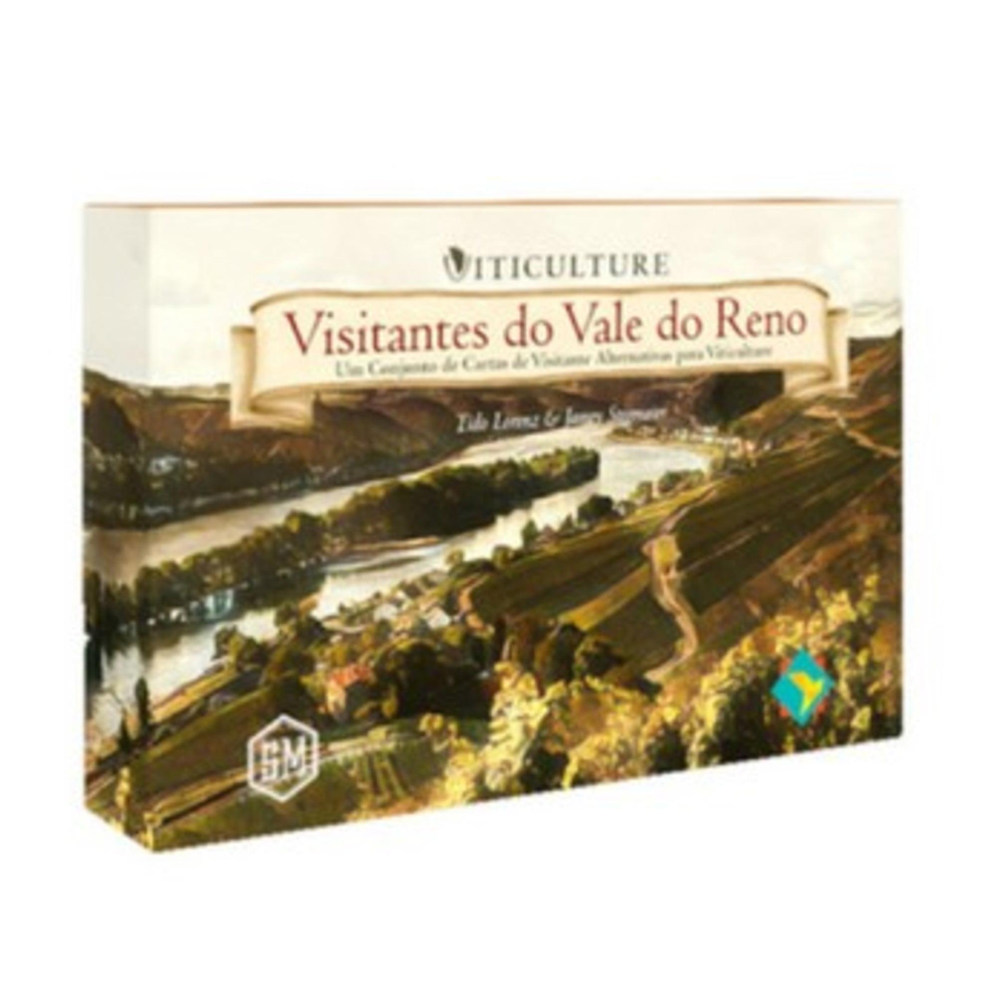 Viticulture - Visitantes do Vale do Reno - Expansão