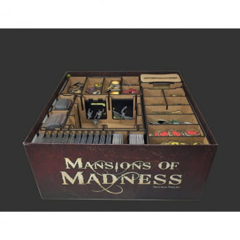Insert para Mansions of Madness