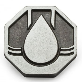Kit Moedas de Metal para Barrage