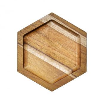 Porta  Componentes Hexagonal HX