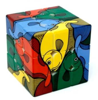 Cubo Mágico Profissional -  Fellow Cube - Versão Fishcube