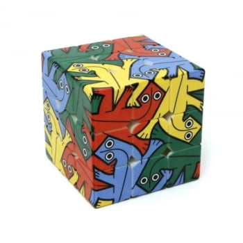 Cubo Mágico Profissional -  Fellow Cube - Versão Lizard