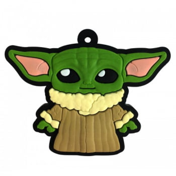Chaveiro Geek - Baby Yoda 2 (Grogu)