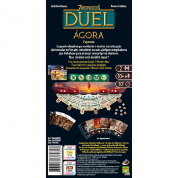 7 Wonders Duel Ágora (Expansão)