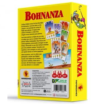 """Bohnanza + Expansão """"Feijão Curinga"""""""