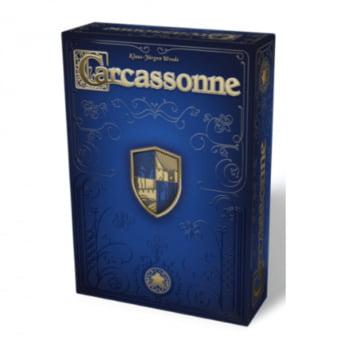 Carcassonne Edição de 20º Aniversário