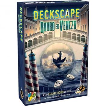 Deckscape Roubo em Veneza