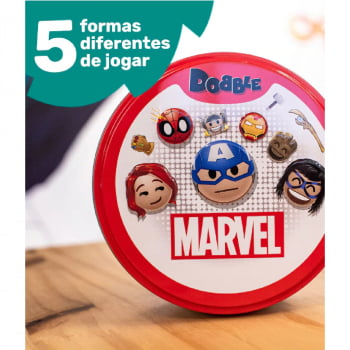Dobble: Emoji Marvel