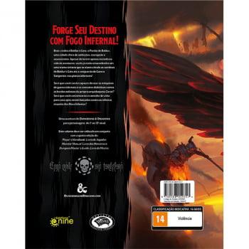 Dungeons & Dragons - Baldur's Gate Descida ao Avernus