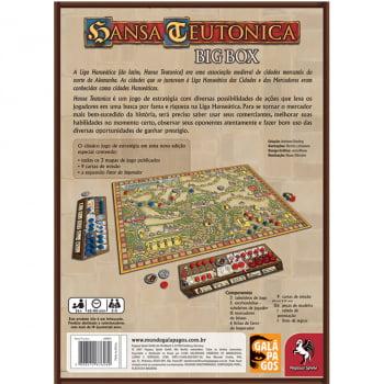 Hansa Teutonica Big Box