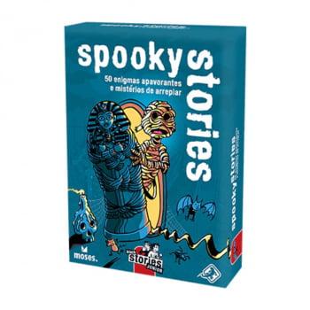 Histórias Horripilantes (Spooky Stories)