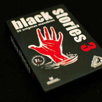 Histórias Sinistras 3 (Black Stories 3)