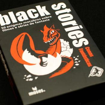 Histórias Sinistras: Cenas Fantásticas (Black Stories: Fantasy Movies)