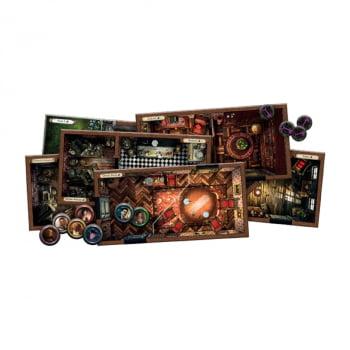 Mansions of Madness : Além do Limiar