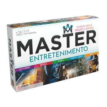 Master - Entretenimento