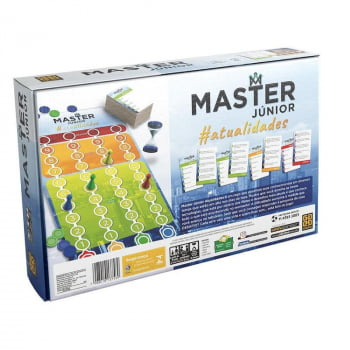 Master Júnior #atualidades