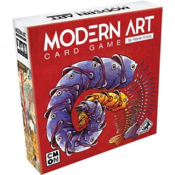 Modern Art Card Game