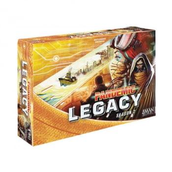 Pandemic Legacy Yellow Segunda Temporada