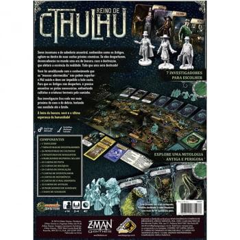 Pandemic - Reino de Cthulhu