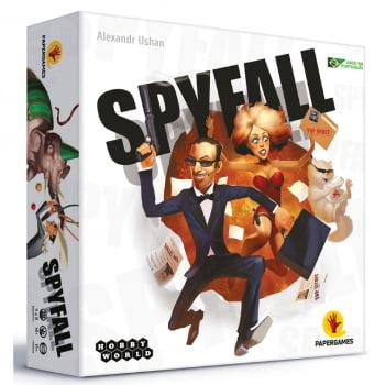 Spyfall + Promo