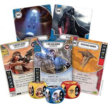 Star Wars Destiny - Legados - Pacote de Booster