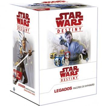 Star Wars Destiny - Legados - Caixa de Booster