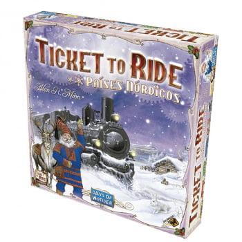 Ticket to Ride Países Nórdicos