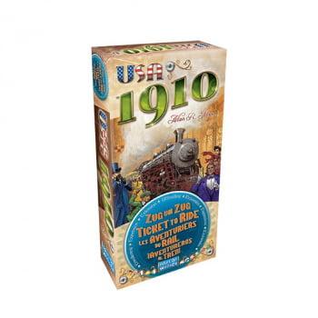 Ticket to Ride: USA 1910 (Expansão)