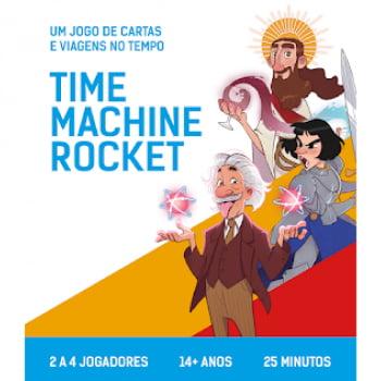 Time Machine Rocket + Sleeves Grátis