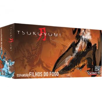 Tsukuyumi: Filhos do Fogo - Expansão
