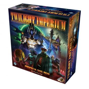 Twilight Imperium: Profecia dos Reis - Expansão