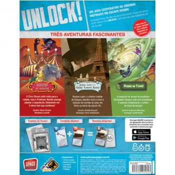 Unlock! Aventuras Atemporais
