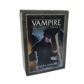 VAMPIRE: THE ETERNAL STRUGGLE - 5ª Edição: Nosferatu