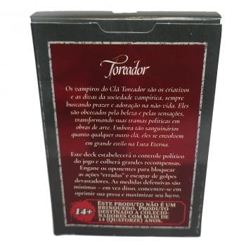 VAMPIRE: THE ETERNAL STRUGGLE - 5ª Edição:  Toreador