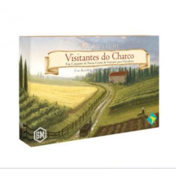 Viticulture - Visitantes do Charco - Expansão