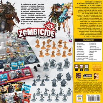 Zombicide 2° Edição